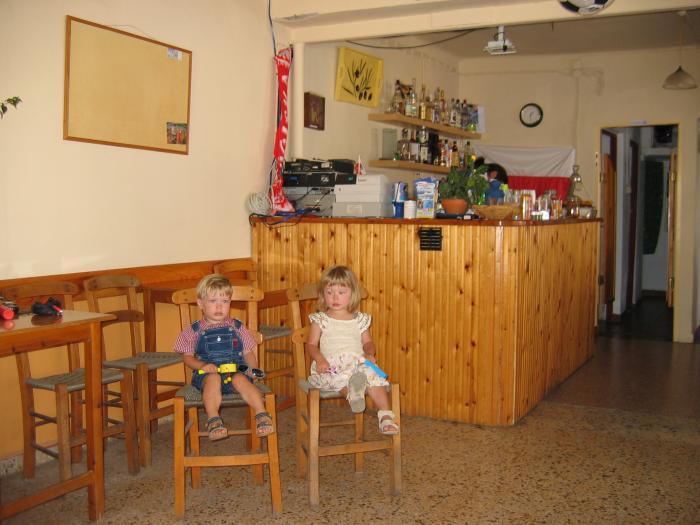 Chania - Cafe Vafe