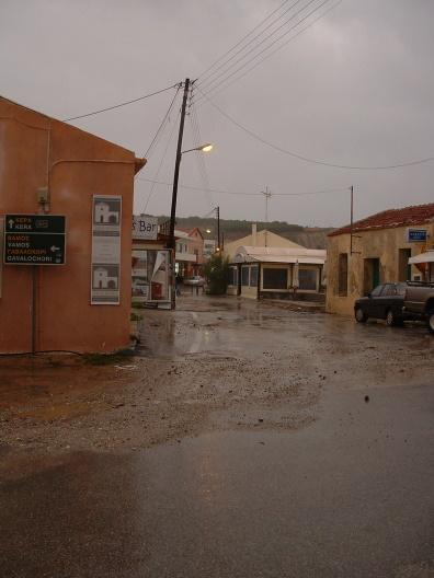 Road through Almirida