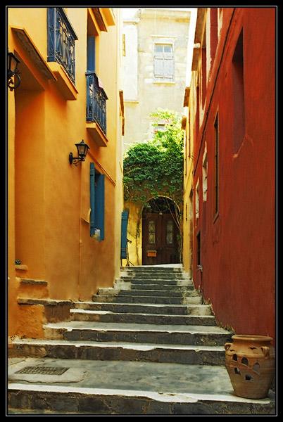 Street of Hania
