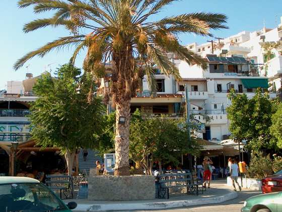 agiagalinin main square with palm tree.jpg