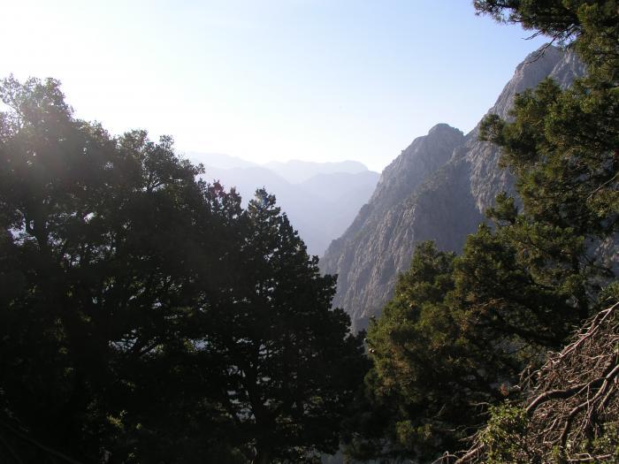Samari Gorge.