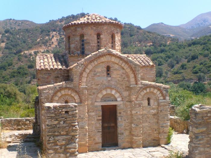The Church of Panagia Fodele
