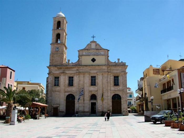 Three Martyrs Cathedral Xania