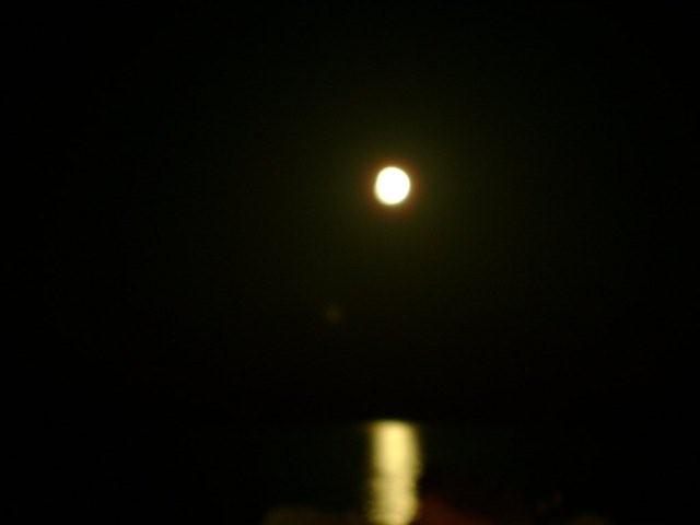 Moon rising Paleochora