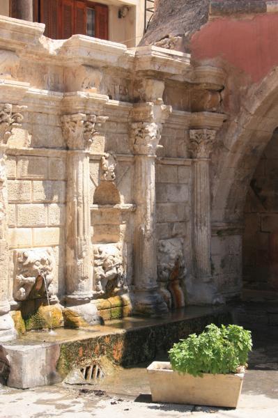 The Venetian Fountain