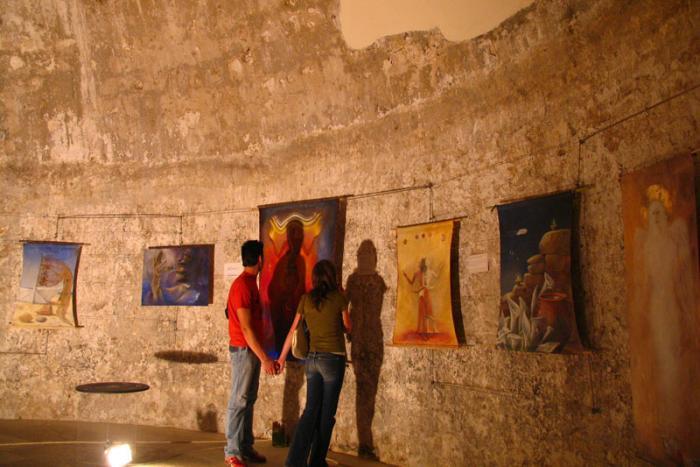 Barbara Daling art exhibition