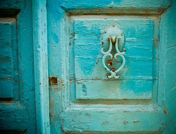 Blue Knocker