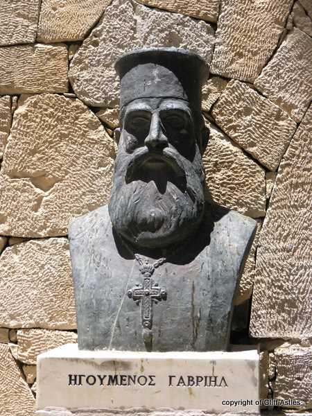 Monestry ARKADI, one of Crete's Great Church Leaders.