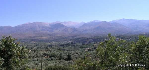 CRETE at it's VERY VERY BEST, fruit, olives, mountains,