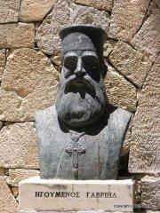Monestry ARKADI, one of Crete's Great Church Leaders.