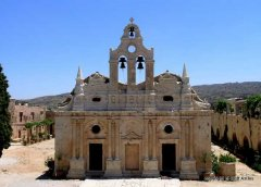 Church at ARKADI, BEAUTIFULL , STUNNING, and at PEACE.